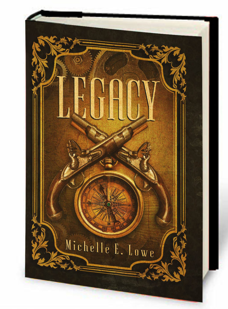 3D Legacy book