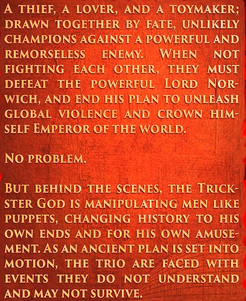 Legacy New Book Blurb
